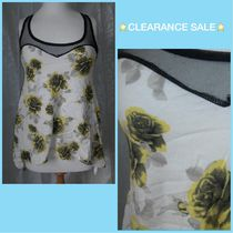 Primark Flower Patterns Tanks & Camisoles