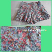 Primark Short Flower Patterns Shorts