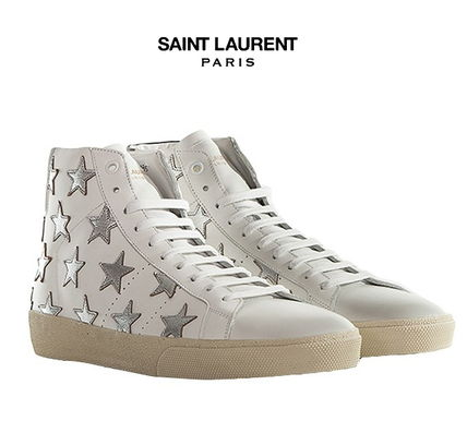 To 15SS STAR HIGH TOPSneakers