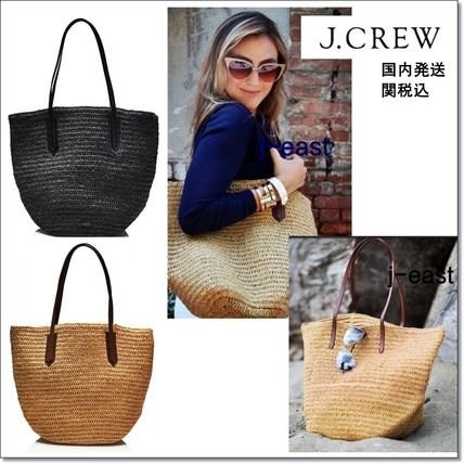 J.CREW Basket tote Bag
