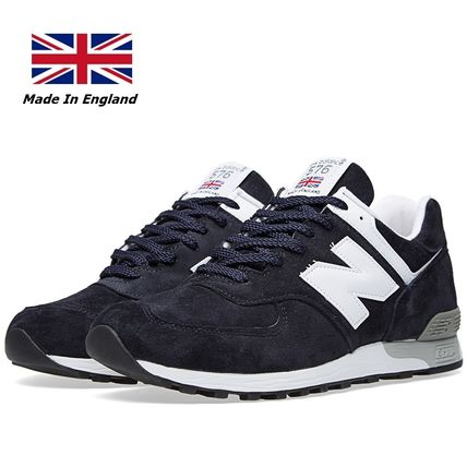 New Balance 576 Unisex Suede Sneakers