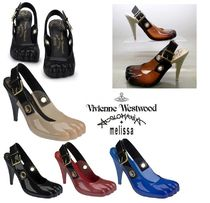 Vivienne Westwood Collaboration Pin Heels Stiletto Pumps & Mules