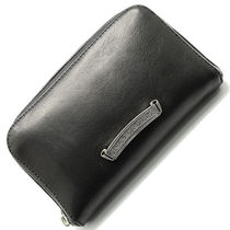 CHROME HEARTS DAGGER Unisex Long Wallets