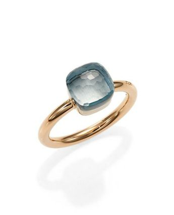 Party Style 18K Gold Rings