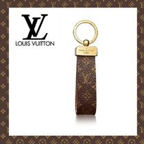Louis Vuitton Monoglam Leather Keychains & Bag Charms