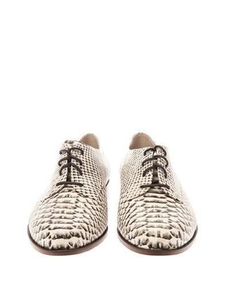 Other Animal Patterns Leather Shoes
