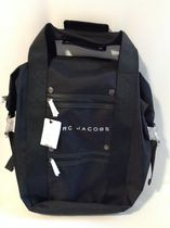 Marc by Marc Jacobs Unisex Logo Backpacks