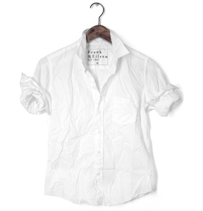 Long Sleeves Cotton Shirts & Blouses