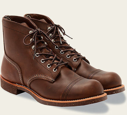 RED WING RED WING 6-INCH IRON RANGER STYLE NO. 8111