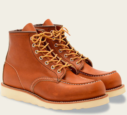 RED WING RED WING MOC TOE STYLE NO. 875