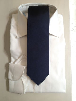 Luxury Silk Plain Handmade Ties