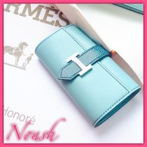 HERMES Bearn Keychains & Holders