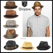 BRIXTON Straw Hats