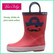 Be Only Unisex Kids Girl Rain Shoes