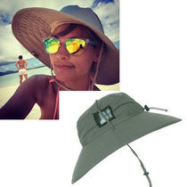 Sun Protection Zone Hats & Hair Accessories