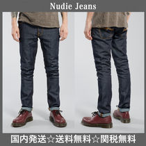 Nudie Jeans Plain Jeans & Denim
