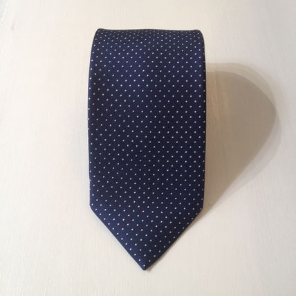 Luxury Dots Silk Handmade Ties
