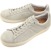 Admiral Street Style Plain Leather Sneakers