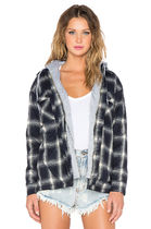 UNIF Clothing Other Plaid Patterns Street Style Medium Outerwear