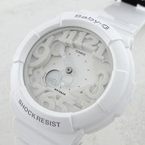 CASIO Casual Style Quartz Watches Analog Watches