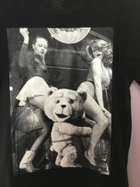 NO COMMENT PARIS More T-Shirts Street Style Cotton Short Sleeves T-Shirts 4