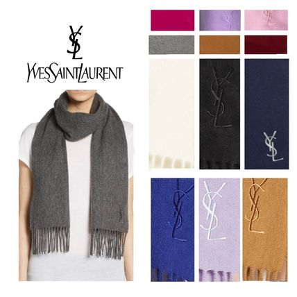 Saint Laurent Scarves