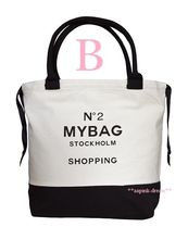 Bag all Monogram Canvas Street Style Bag in Bag A4 Plain Totes
