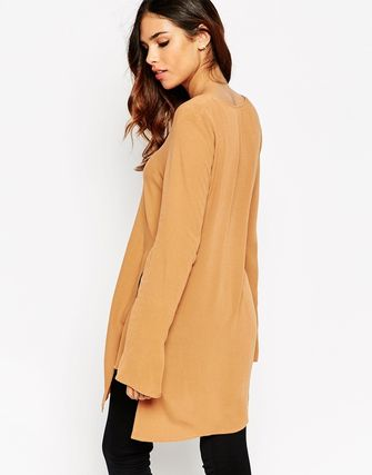 ASOS Long Sleeves Plain Tunics