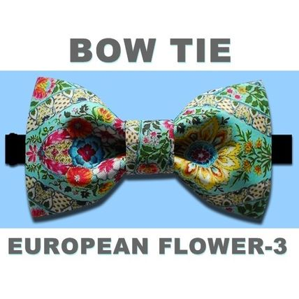And BOW TIE bow tie /EUROPEAN FLOWER-3