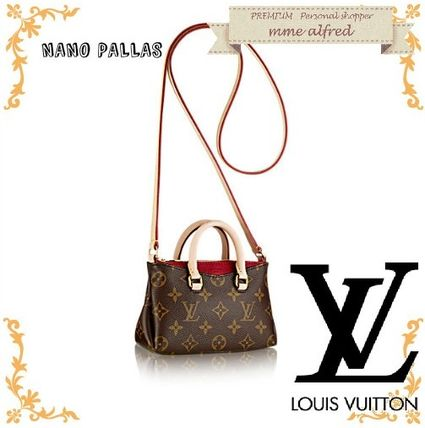Louis Vuitton MONOGRAM Leather Shoulder Bags