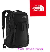 THE NORTH FACE Unisex A4 Plain Backpacks