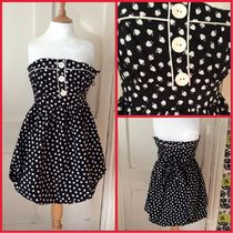 Primark Dots Flared Cotton Dresses