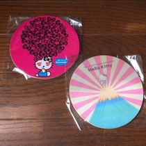 Hello Kitty New Hello Kitty glass coaster for sale Japan only