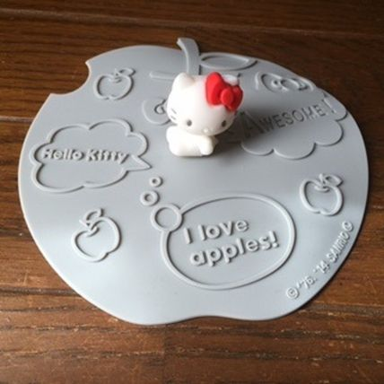 New Hello Kitty cup lid for sale Japan only