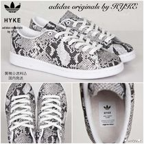 adidas STAN SMITH Street Style Collaboration Other Animal Patterns Leather