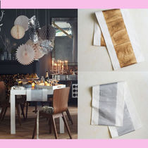 west elm Home Party Ideas Tablecloths & Table Runners