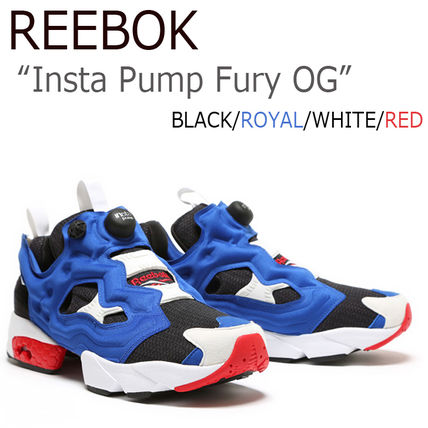 42e2de357389 Reebok PUMP FURY Unisex Low-Top Sneakers by hassy.jp - BUYMA