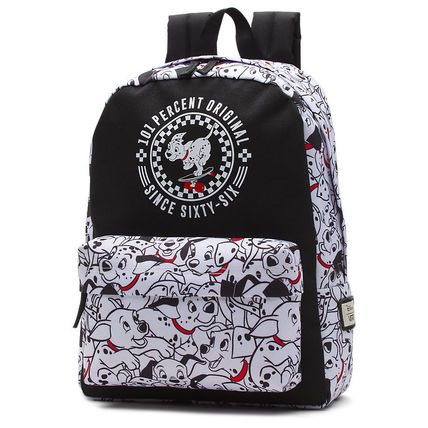 Collaboration Other Animal Patterns Backpacks