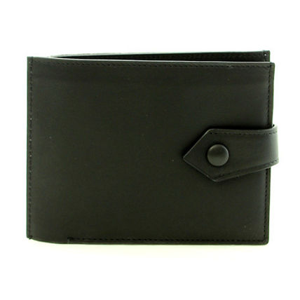 Margiela with snap belt bifold wallet UI0072 SX9236 961