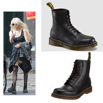 Dr Martens Leather Boots Boots
