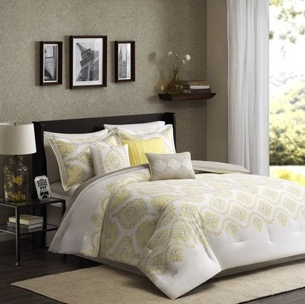 MADISON PARK Pillowcases Comforter Covers Duvet Covers