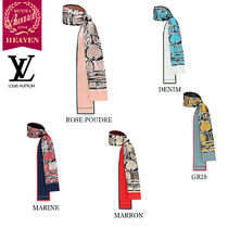 Louis Vuitton Lightweight Scarves & Shawls