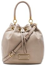 Marc by Marc Jacobs Street Style 2WAY Plain Leather Purses Backpacks
