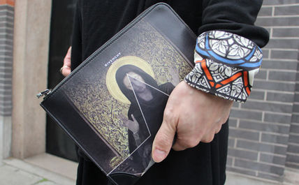 GIVENCHY Unisex Clutches
