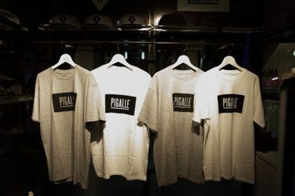 And PIGALLE pigirlboxrogo T shirt