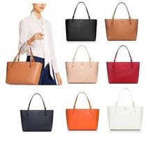 Tory Burch Saffiano Plain Office Style Totes
