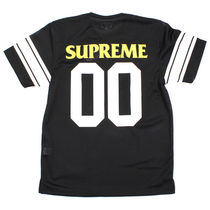 Supreme Pullovers Street Style V-Neck Collaboration Short Sleeves
