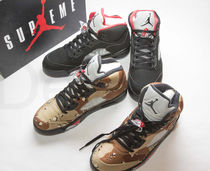 Supreme Street Style Collaboration Sneakers