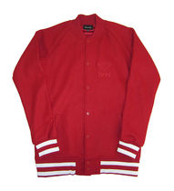 Diamond Supply Co Wool Street Style Plain Varsity Jackets