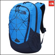 THE NORTH FACE Argile Canvas Street Style A4 2WAY Plain Backpacks